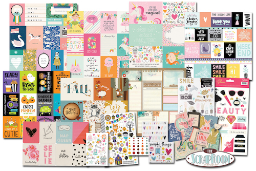 Monthly Scrapbooking Layout Kit Club At The Scraproom Scrap